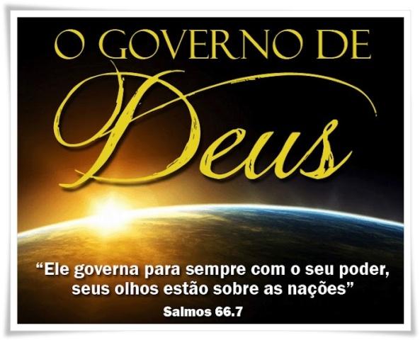 O governo de Deus-721683