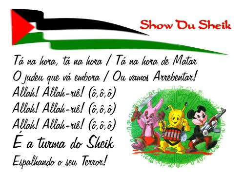 show-du-sheik