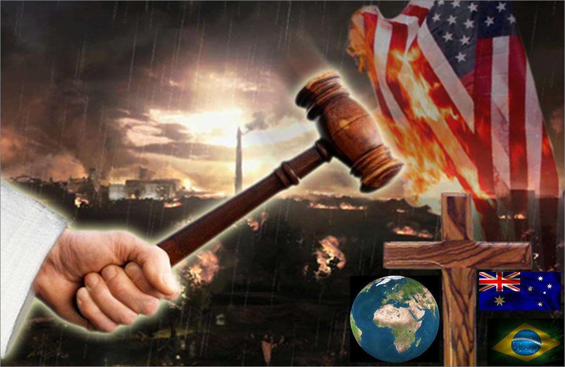 O Que Será Que Deus Está Fazendo Agora: Quando Deus Julga Uma Nação