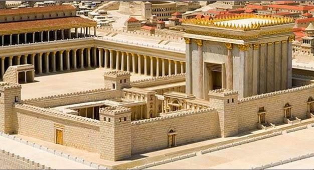 Resultado de imagem para terceiro templo jerusalem