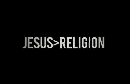 jesus religiao