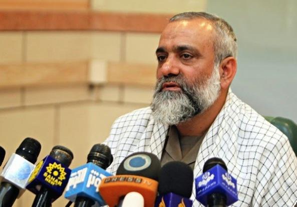 comandante iraniano