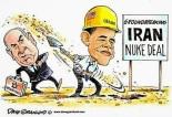 Obama-Netanyahu-Irã-Nuclear-Dave Granlund