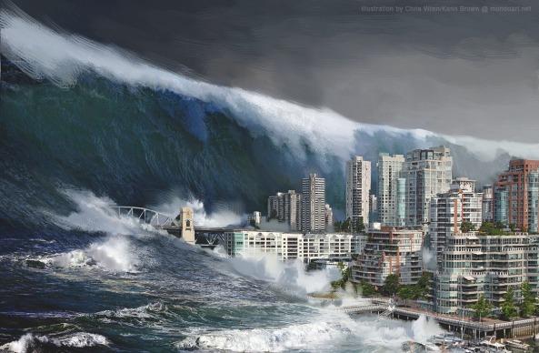 big terremoto