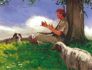 davi-cuidando-das-ovelhas