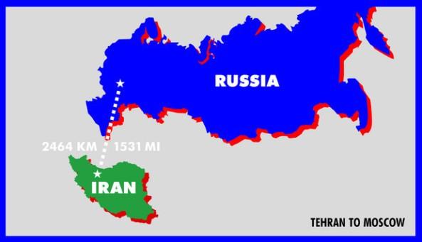 tehran-moscow