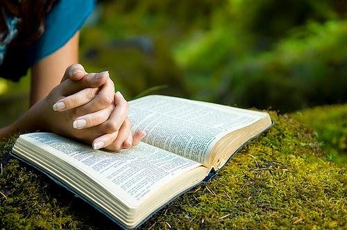 bblia menina