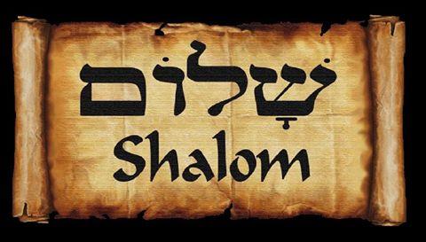 Resultado de imagem para shalom adonai