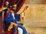 davi ungido rei