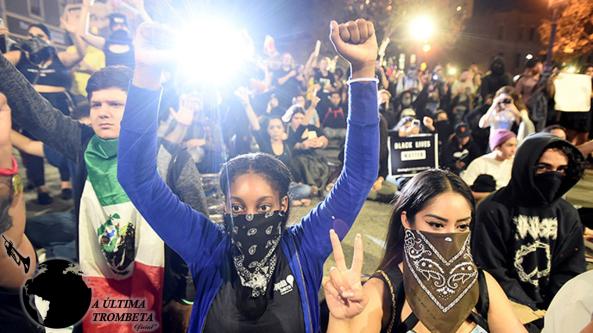 Protestos tomam conta das ruas