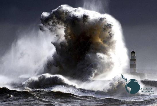 Fenômeno nos mares do Atlântico Norte ocorreu em 4 de fevereiro de 2013, entre a Islândia e o Reino Unido, e foi confirmado pela OMM