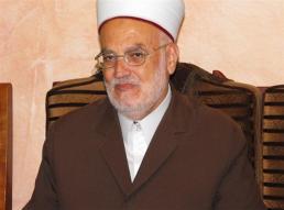 Sheikh Raed Salah, e o ex-mufti de Jerusalém