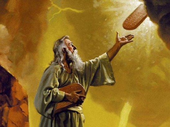 Moises e a Lei
