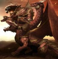 dragao satanas